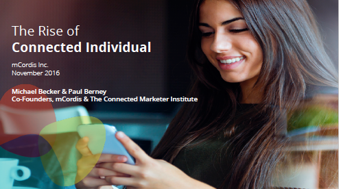 Part 1: The Rise of Connected Individual