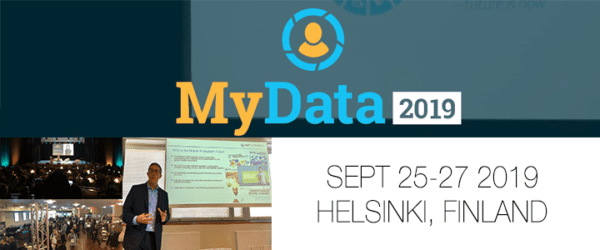 Michael Becker to Speak At MyData 2019