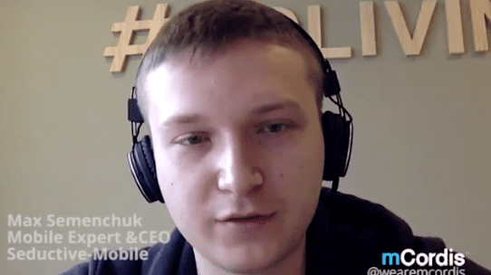 An Interview with Max Semenchuk from Seductive Mobile