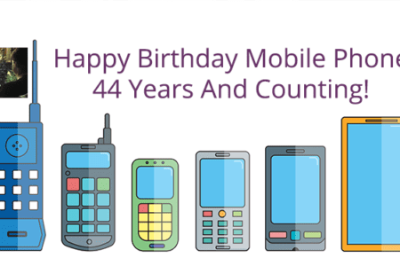Happy Birthday, Mobile Phone!