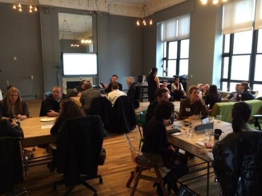 Mobile Insights – Notes From a Somo Innovation Networking Breakfast