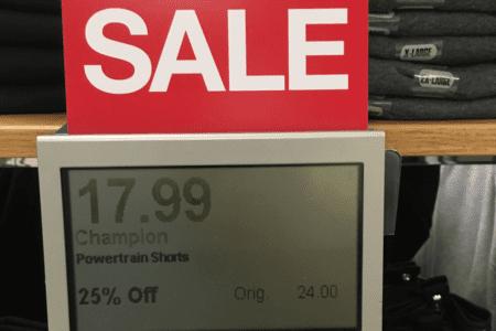 Kroger Testing Future of Retail – Smart Shelves